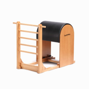 barril pilates escalera 300x300 - Barril para Pilates con escalera
