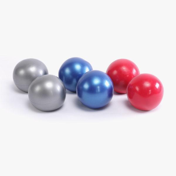 pelotas peso pilates 600x600 - SMALL EQUIPMENT