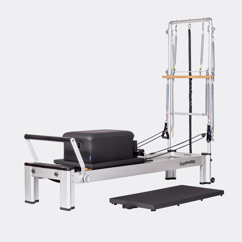 reformer monitor torre 1 - Reformer wood monitor with tower