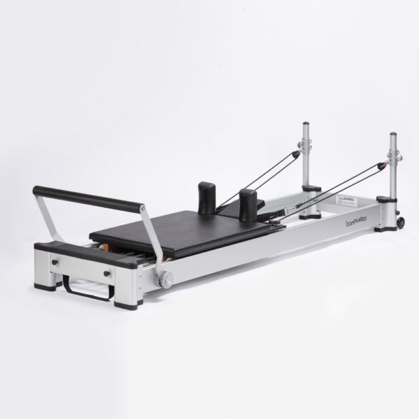 reformer pilates compact aluminio 600x600 - Reformer compact