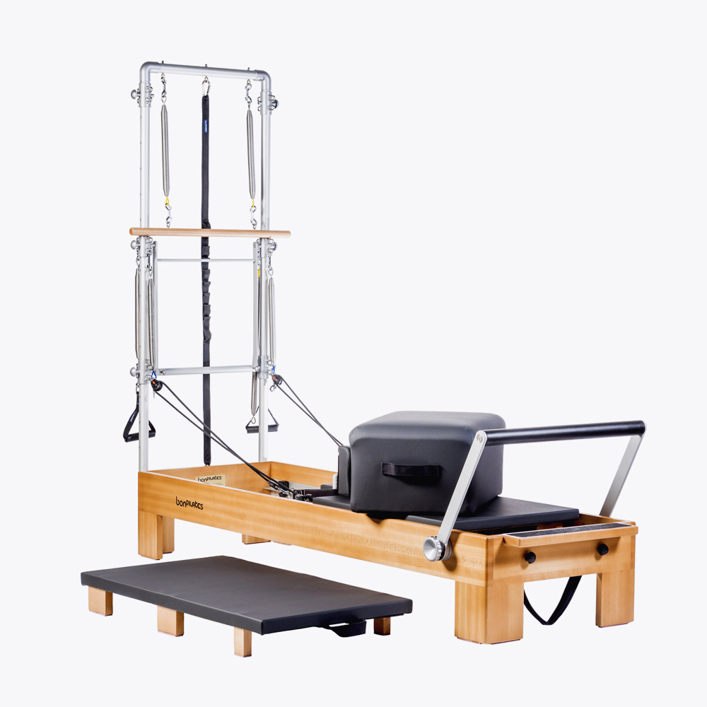 reformer torre pilates classic 1 - Reformer Monitor con torre