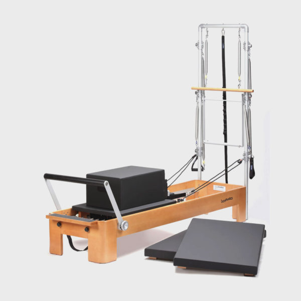 reformer torre pilates curve 600x600 - Reformer Curve with tower