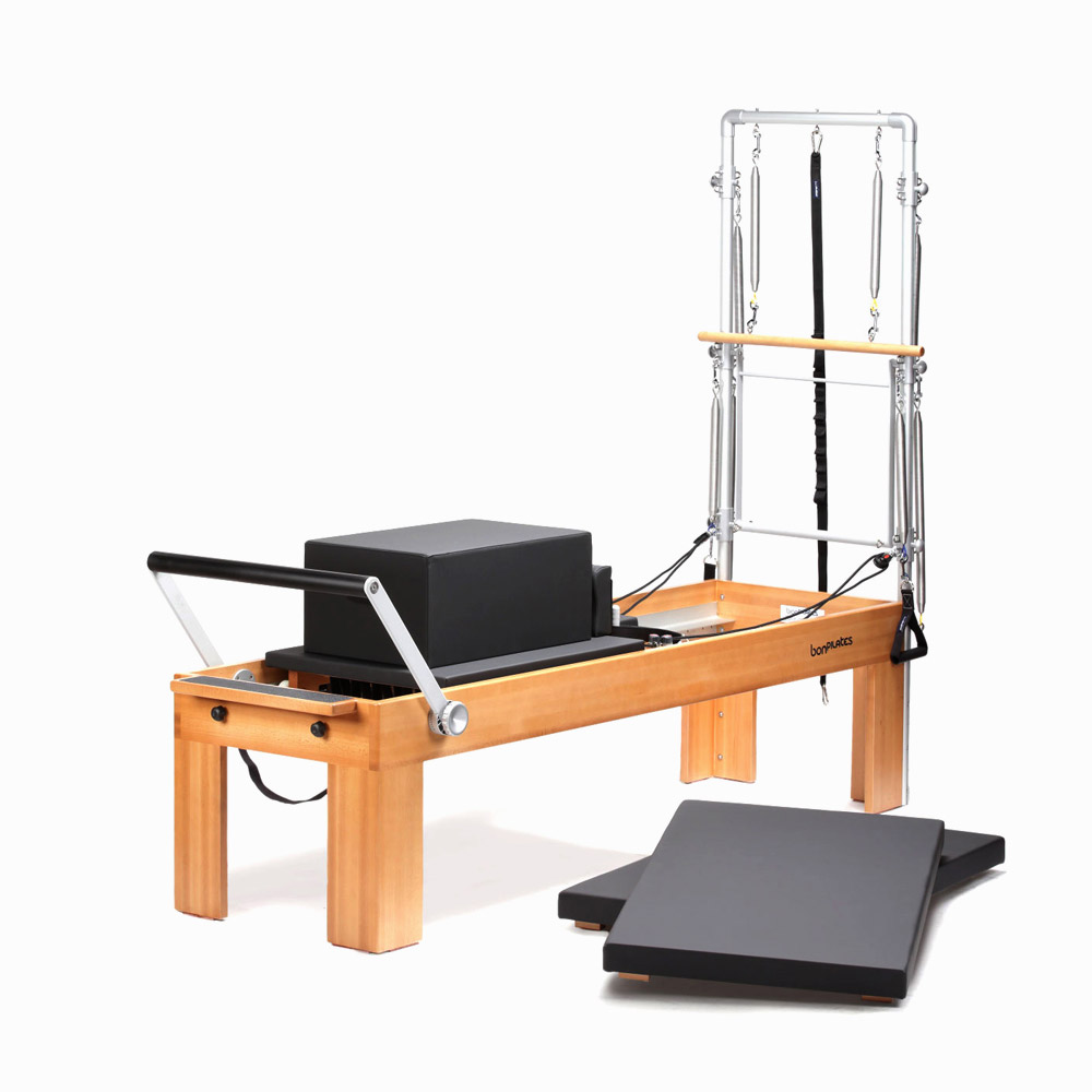 reformer torre pilates physio - Reformer Curve with tower