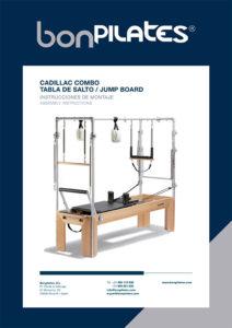 PORTADA CADILLAC COMBO TABLA DE SALTO 212x300 - Instructions