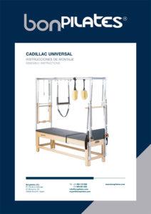 PORTADA CADILLAC UNIVERSAL 212x300 - Instrucciones