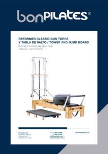PORTADA REFORMER CLASSIC CON TORRE TABLA DE SALTO 1 212x300 - Instrucciones