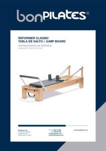 PORTADA REFORMER CLASSIC TABLA DE SALTO 212x300 - Instructions