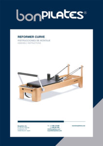 PORTADA REFORMER CURVE 212x300 - Instructions