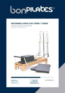 PORTADA REFORMER CURVE CON TORRE 212x300 - Instructions