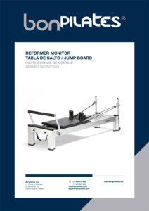 PORTADA REFORMER MONITOR TABLA DE SALTO 212x300 - Instrucciones