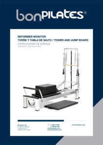 PORTADA REFORMER MONITOR TORRE Y TABLA DE SALTO 212x300 - Instrucciones