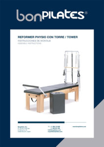 PORTADA REFORMER PHYSIO CON TORRE 212x300 - Instructions