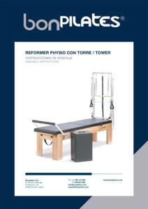 PORTADA REFORMER PHYSIO CON TORRE 212x300 - Instrucciones