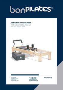 PORTADA REFORMER UNIVERSAL 212x300 - Instrucciones