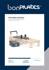 PORTADA REFORMER UNIVERSAL 212x300 - Instructions