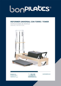 PORTADA REFORMER UNIVERSAL CON TORRE 212x300 - Instructions
