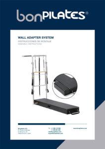 PORTADA WALL ADAPTER SYSTEM 212x300 - Instrucciones