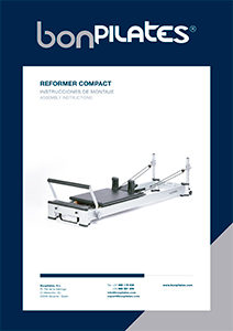 Reformer Aluminio Compact web 212x300 - Instructions