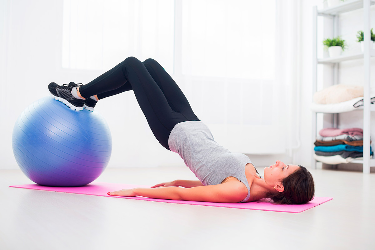 5 ejercicios clásicos en Pilates