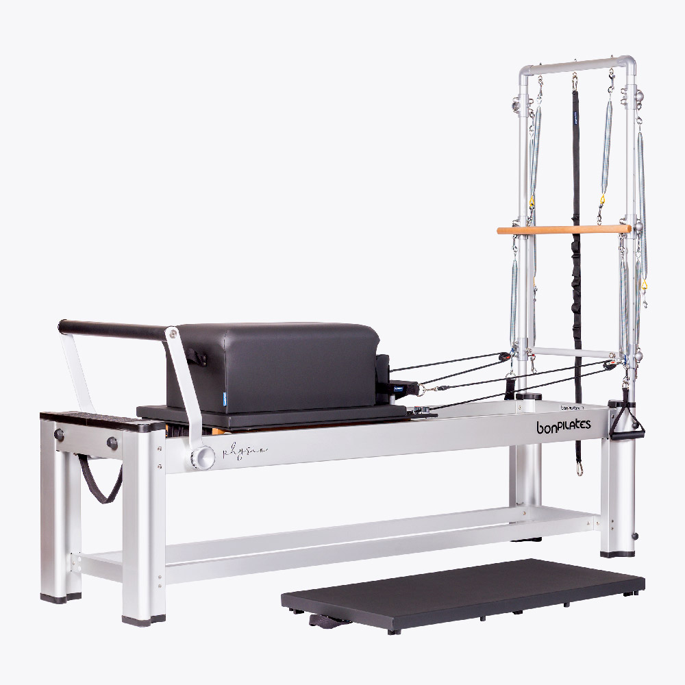 Reformer Physio Aluminio 1 - REFORMER PHYSIO WITH TOWER