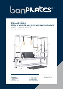 instrucciones cadillac combo torre tabla salto 212x300 - Instrucciones