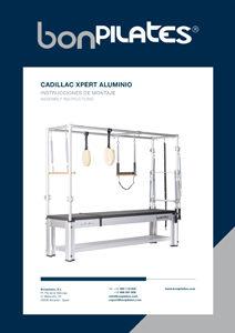instrucciones cadillac xpert aluminio 212x300 - Instrucciones