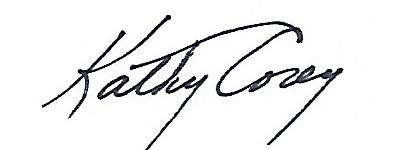 firma kathy - Testimonials