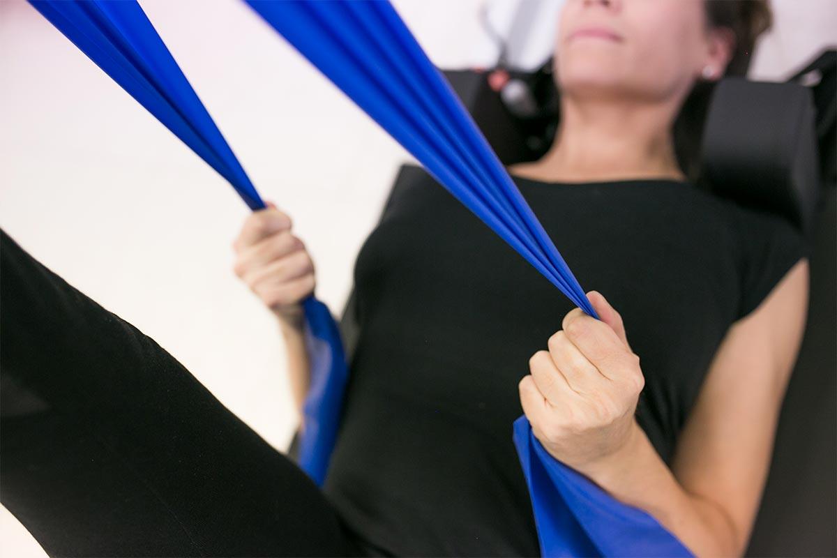 bandas elasticas pilates