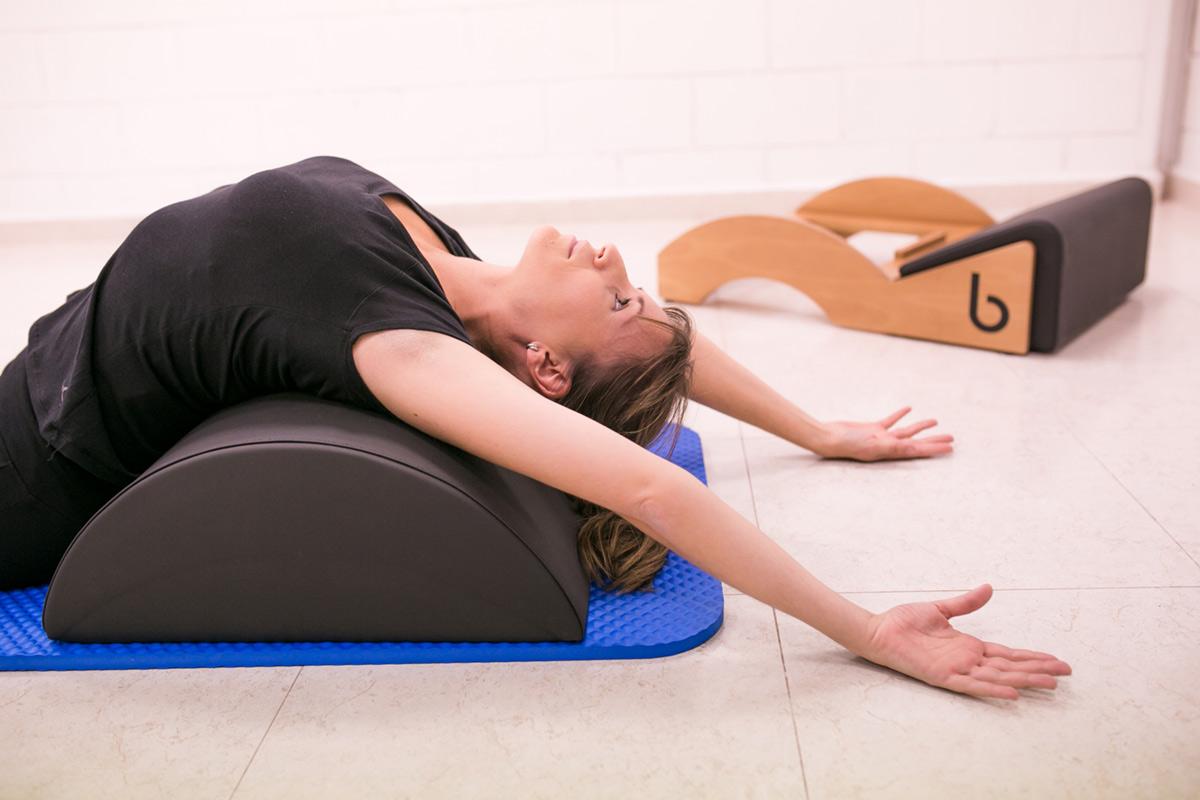 pilates para el cuello - Ejercicios para el dolor de cuello