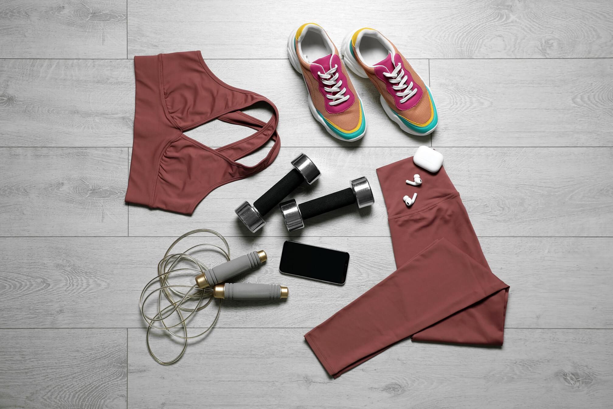 Bonpilates Ropa deportiva 1 - Ropa recomendada para practicar pilates